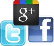 Share us on Facebook, Twitter or Google+