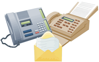 Get voicemails as MP3 atachments and faxes as PDF attachments directly to your email